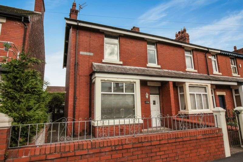 3 Bedrooms Terraced House for sale in Lytham Road, PR4 1XB