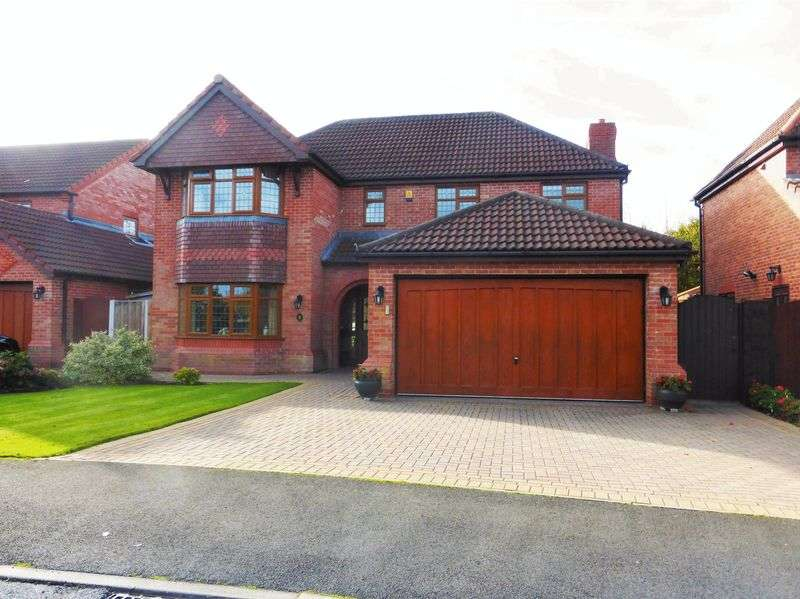 4 Bedrooms Detached House for sale in Jubilee Road, Walmer Bridge, Preston