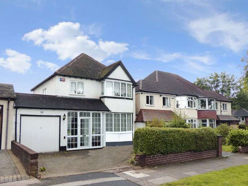 3 Bedrooms Detached House for sale in Dyas Avenue, Birmingham