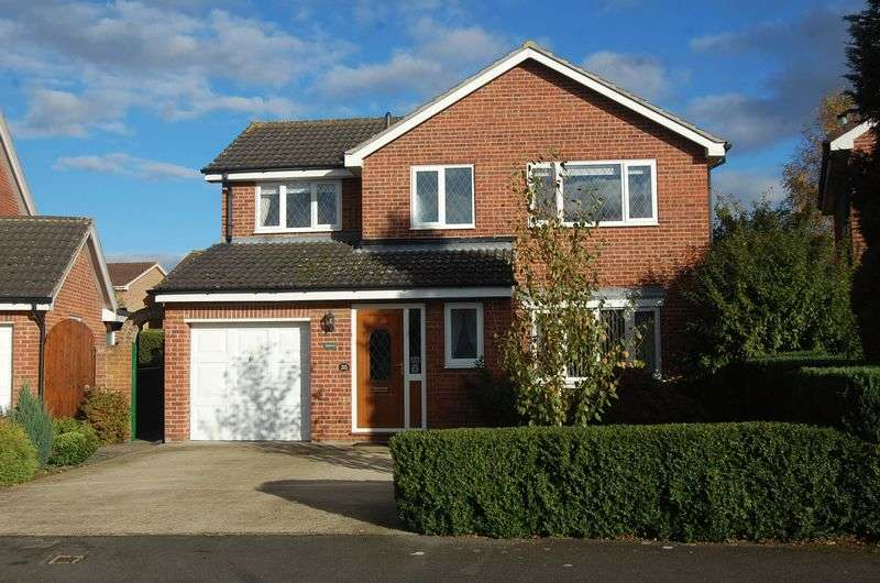 3 Bedrooms Detached House for sale in Thornbrough Road, Northallerton