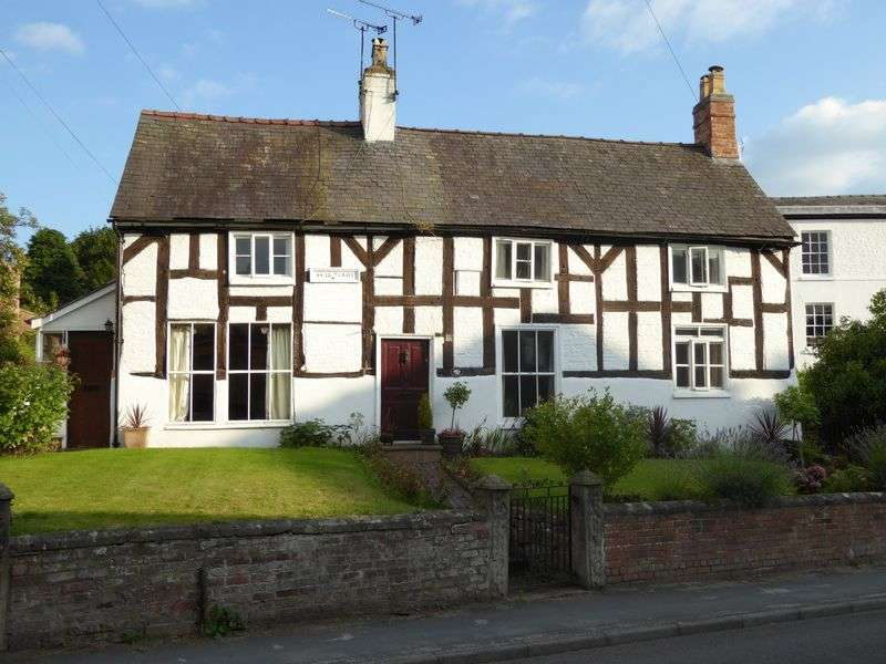2 Bedrooms Semi Detached House for sale in Tattenhall, Nr Malpas