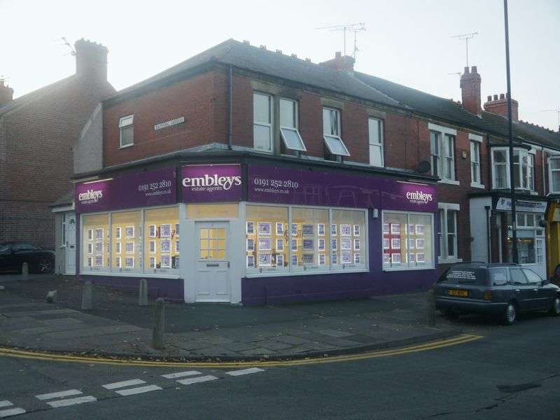 Property for sale in 1/1a Ilfracombe Gardens, Whitley Bay