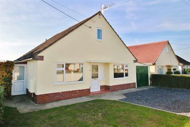 4 Bedrooms Detached Bungalow for sale in Windmill Hill Road, Glastonbury