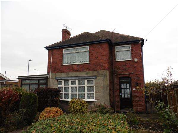 3 Bedrooms Detached House for sale in Alfreton Road, Underwood, Nottingham