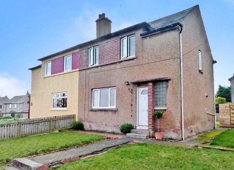3 Bedrooms Semi Detached House for sale in Braehead Road, Stirling
