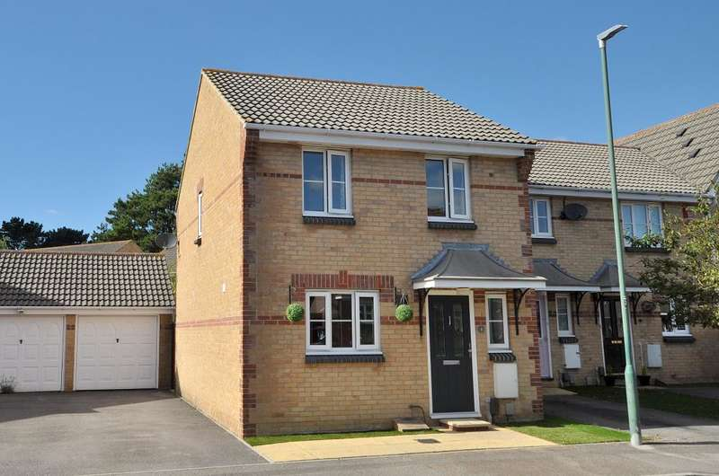 3 Bedrooms End Of Terrace House for sale in Knighton Heath, Bournemouth
