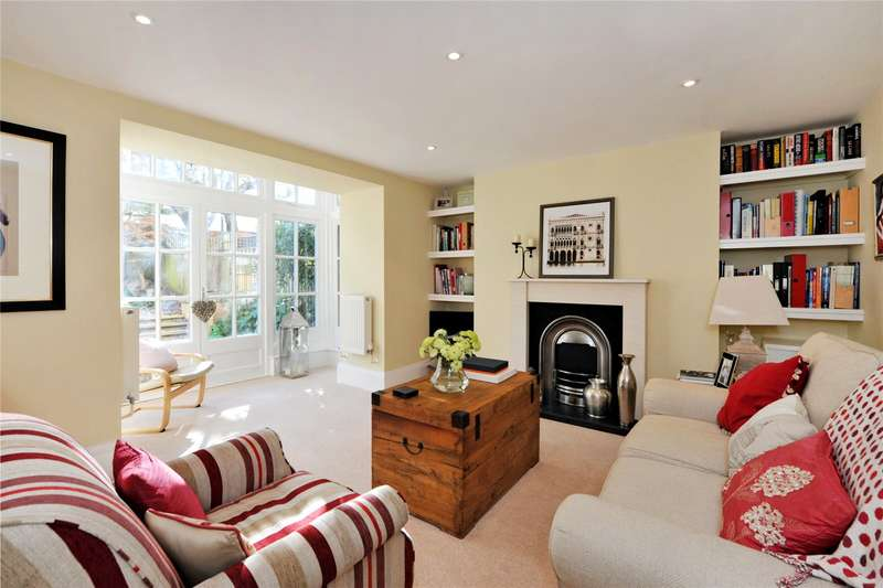 2 Bedrooms Flat for sale in St Pauls Road, Clifton, Bristol, BS8