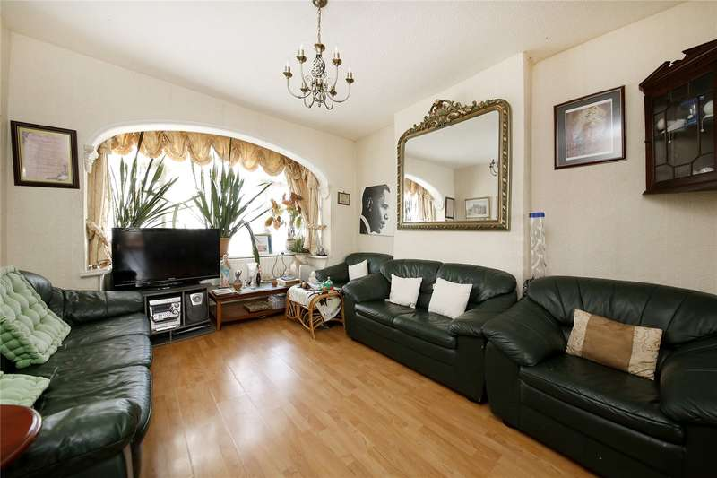 4 Bedrooms End Of Terrace House for sale in Howberry Road, Thornton Heath
