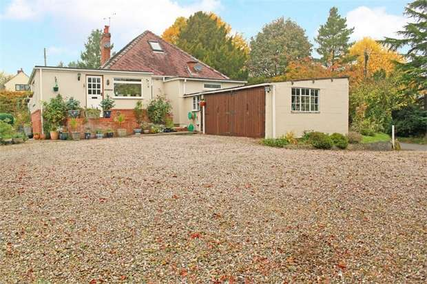 3 Bedrooms Detached Bungalow for sale in Sneads Green, Droitwich, Worcestershire