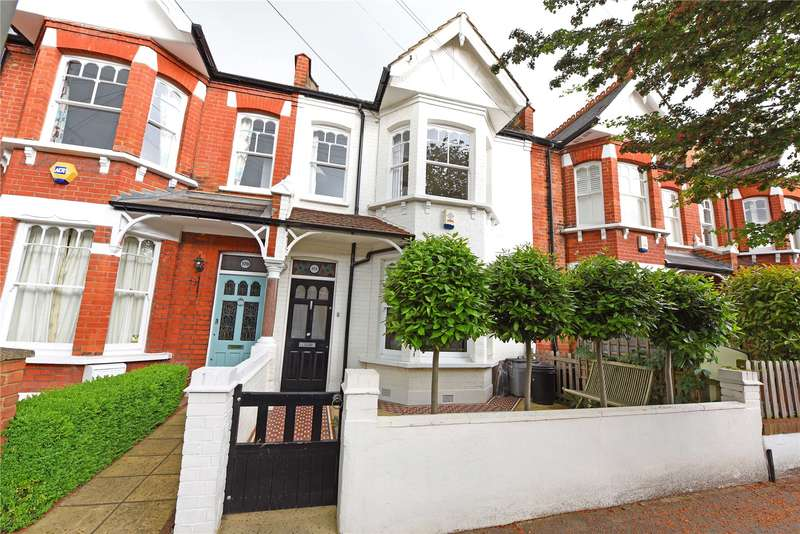 4 Bedrooms Terraced House for sale in Engadine Street, London, SW18