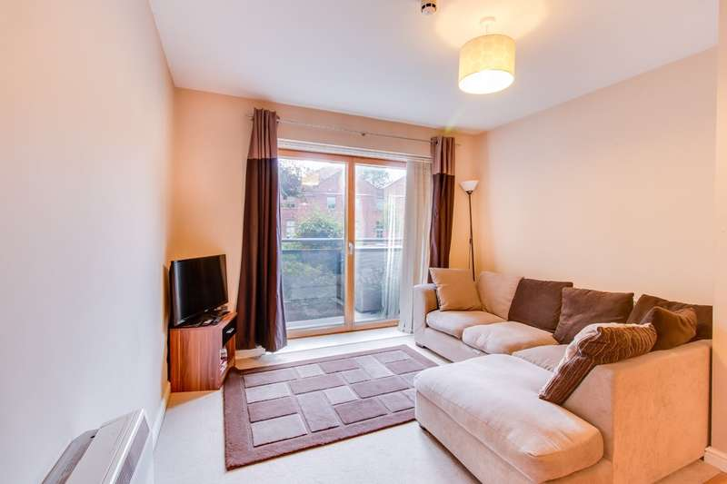 1 Bedroom Flat for sale in Markham Quay, Riverside