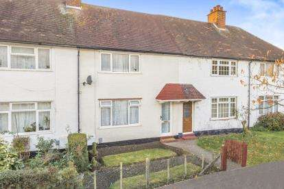 3 Bedrooms Terraced House for sale in Glebe Road, Letchworth Garden City, Hertfordshire, England