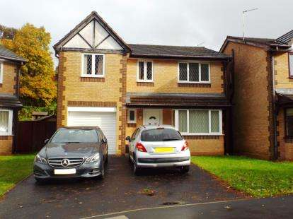 5 Bedrooms Detached House for sale in Heather Close, Brierfield, Nelson, Lancashire, BB9