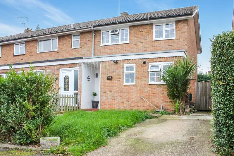 3 Bedrooms End Of Terrace House for sale in 3 BEDROOM PROPERTY WITH 85` GARDEN IN Fennycroft Road, Gadebridge, HP1 2
