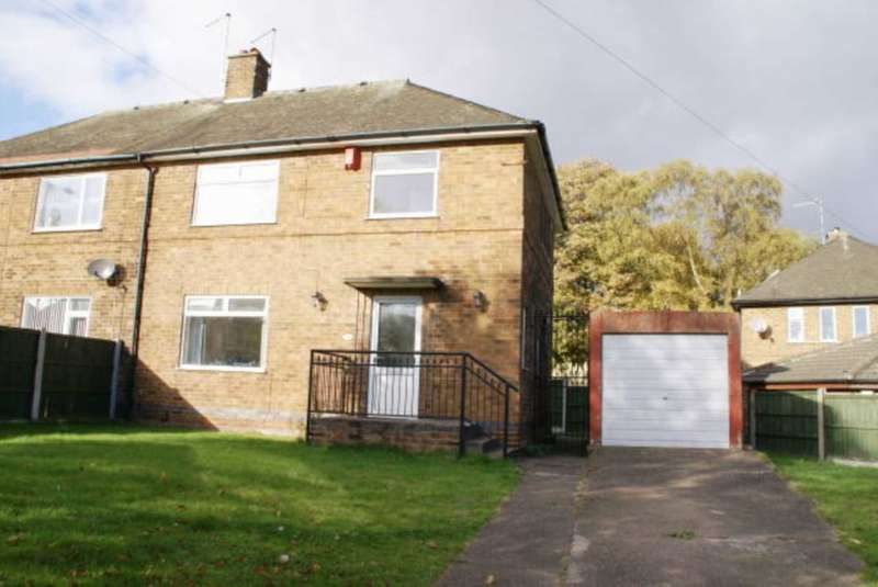 3 Bedrooms Semi Detached House for sale in Perry Road Sherwood NG5 1GL
