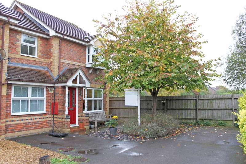 3 Bedrooms End Of Terrace House for sale in Brunstock Beck, Didcot