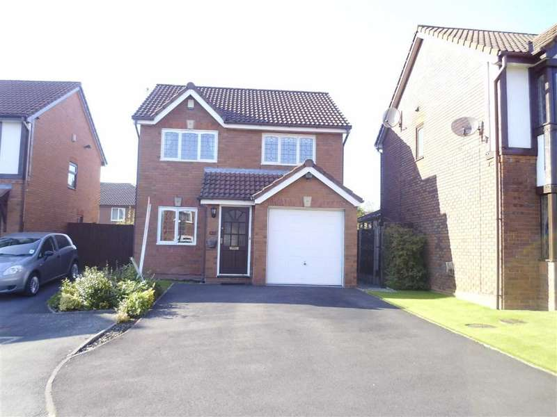 3 Bedrooms Property for sale in Brackley Drive, Alkrington, Middleton, Manchester, M24