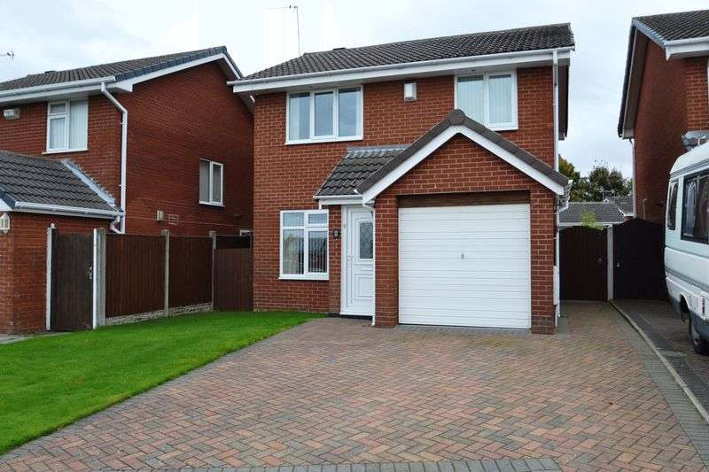3 Bedrooms Detached House for sale in Beauworth Avenue, Greasby
