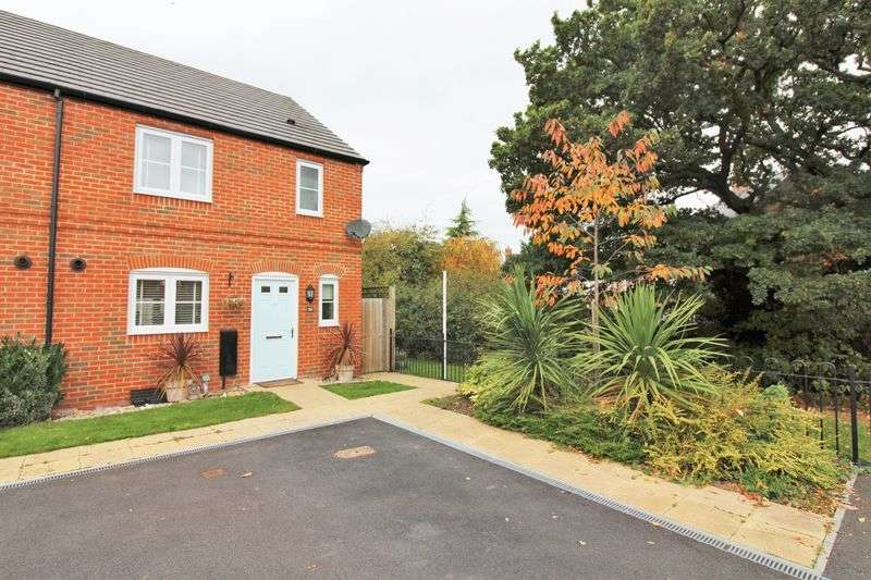 3 Bedrooms Semi Detached House for sale in Kohima Crescent, Saighton, Chester