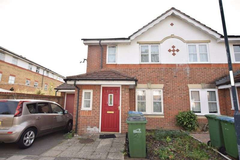 3 Bedrooms Flat for sale in Lakeside Avenue, Thamesmead