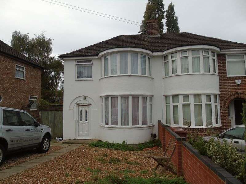 3 Bedrooms Semi Detached House for sale in Windermere Road, Reading