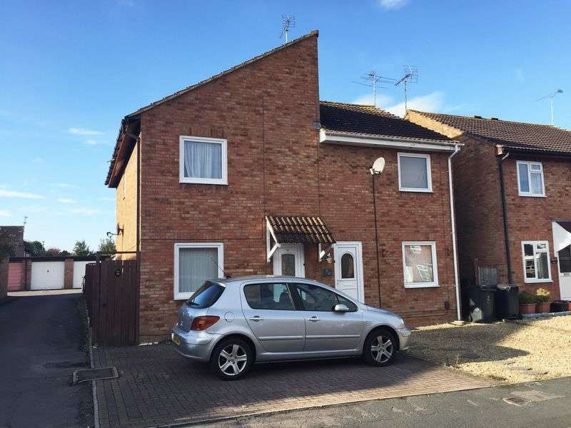3 Bedrooms Semi Detached House for sale in Fleetwood Court, Swindon