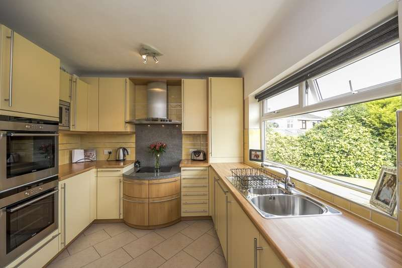 5 Bedrooms Detached House for sale in Grangeside, Liverpool, Merseyside, L25