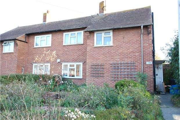 2 Bedrooms Semi Detached House for sale in Brodrick Road, EASTBOURNE, BN22 9RG