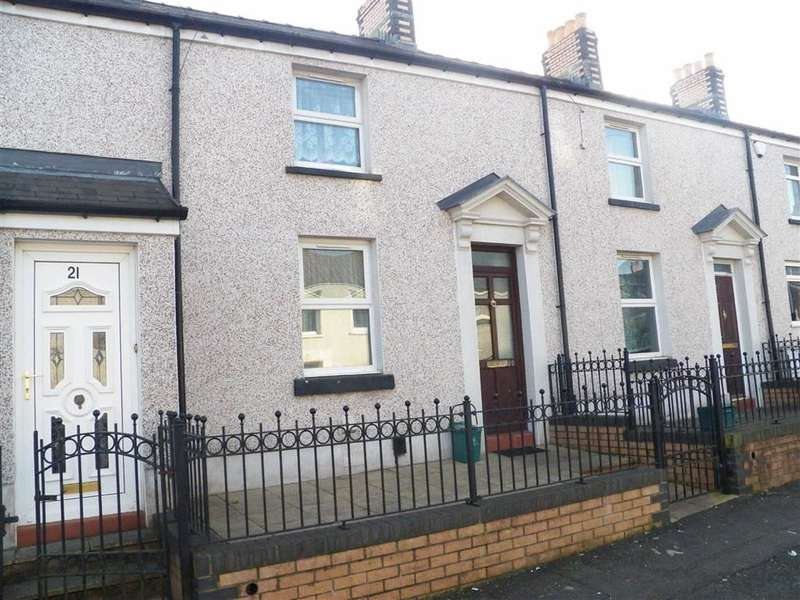 2 Bedrooms Property for sale in Bowen Street, Hafod