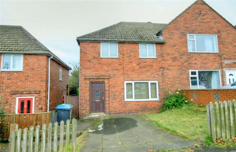 2 Bedrooms Semi Detached House for sale in Wear Road, Stanley, County Durham, DH9