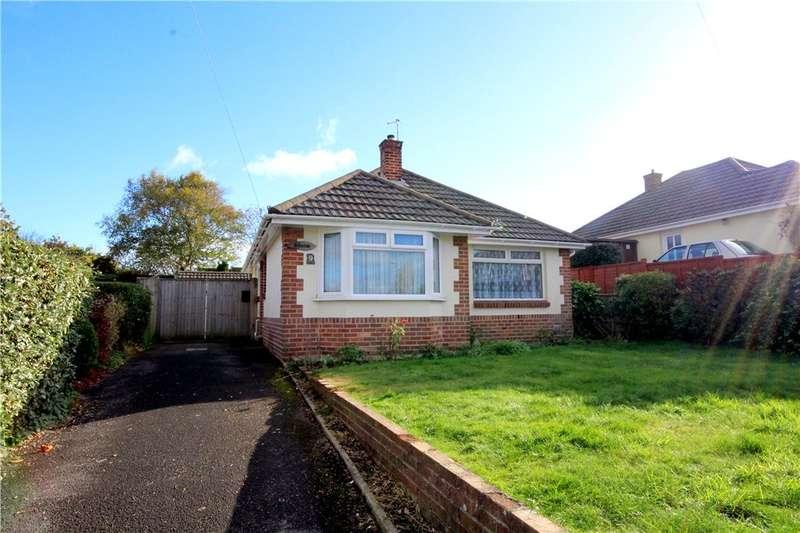 2 Bedrooms Detached Bungalow for sale in Bridport Road, Parkstone, Poole, Dorset, BH12