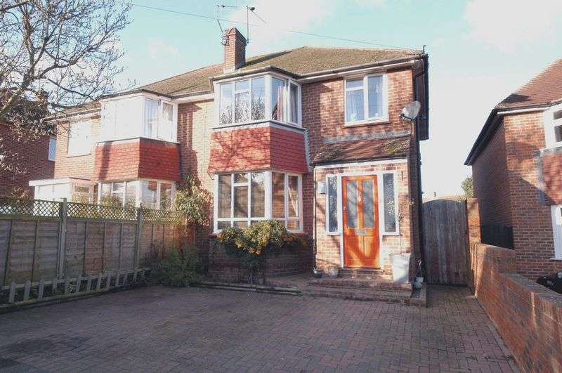 3 Bedrooms Semi Detached House for sale in Heathfield Close, Penenden Heath