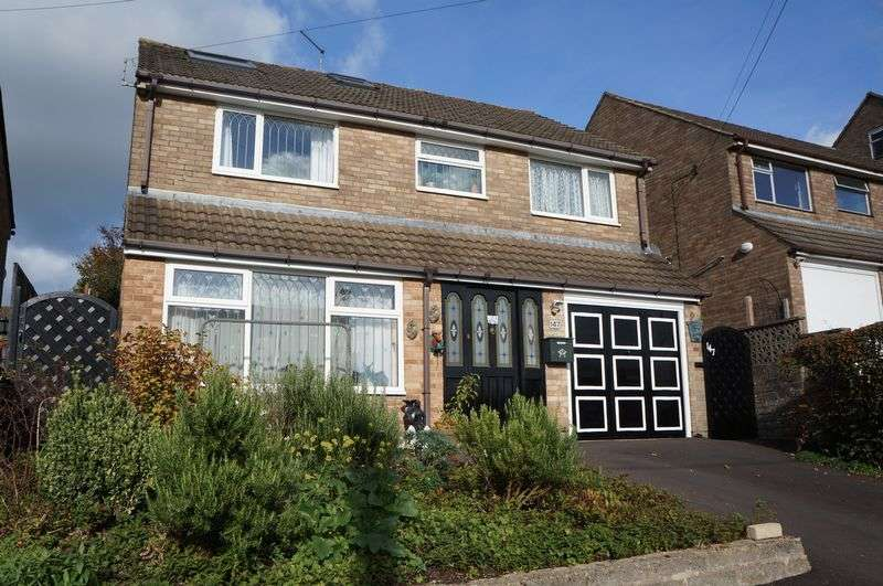 4 Bedrooms Detached House for sale in Bisley Road, Stroud