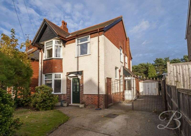 3 Bedrooms Detached House for sale in Berry Hill Road, Mansfield