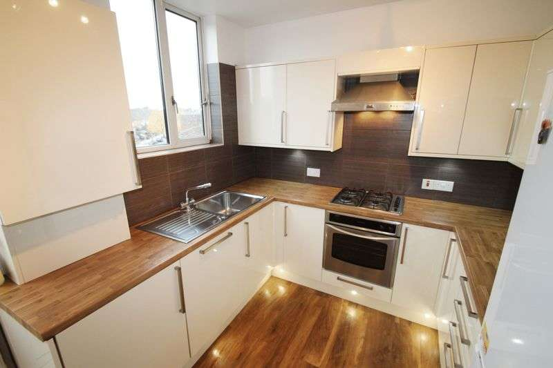 2 Bedrooms Flat for sale in Woodlands, North Harrow