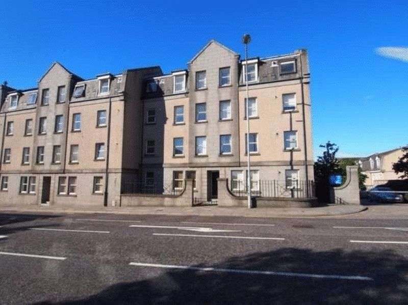1 Bedroom Flat for sale in Gallowgate with Secure Car Parking, Aberdeen AB25
