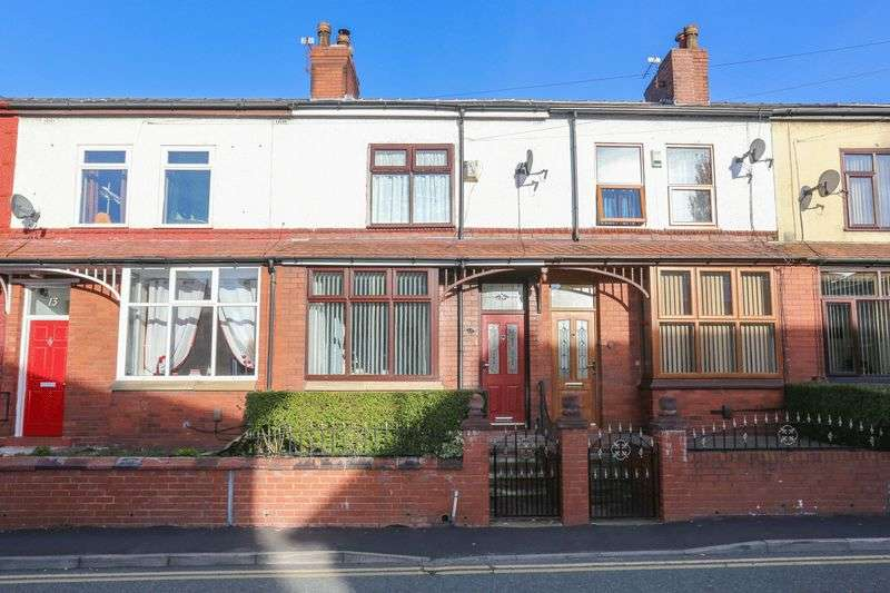 2 Bedrooms Terraced House for sale in Bell Lane, Orrell