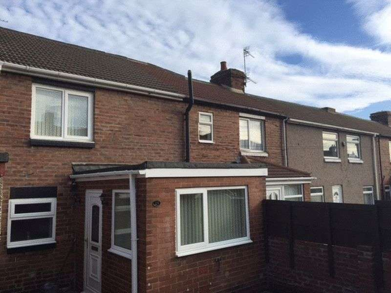 2 Bedrooms Terraced House for sale in Raby Avenue, Peterlee