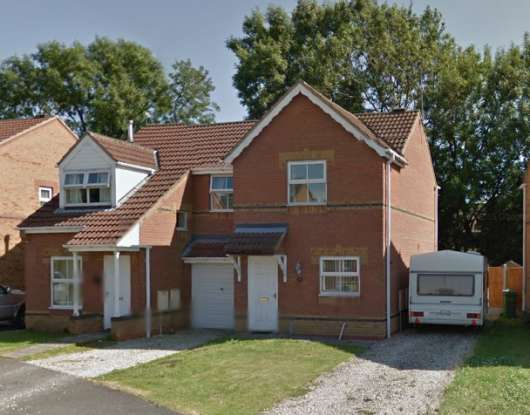 2 Bedrooms Semi Detached House for sale in Roman Way, Scunthorpe, South Humberside, DN17 2FD