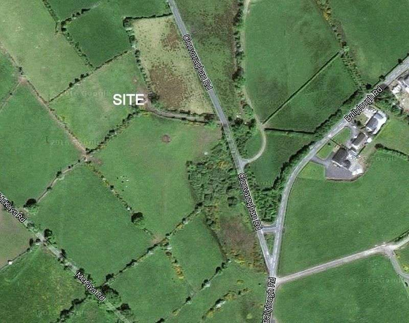 Land Commercial for sale in Building Site with Outline Planning Permission and Additional Field