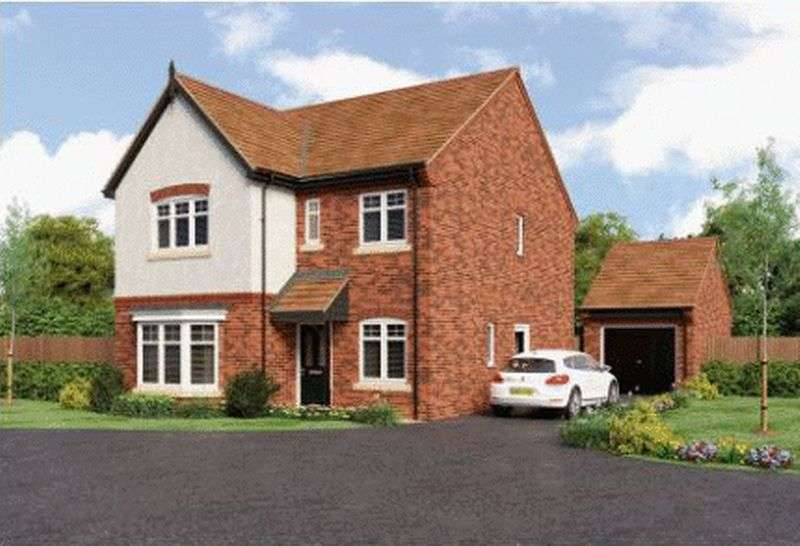 4 Bedrooms Detached House for sale in THE MITFORD, PLOT 30, SOMERSGATE, REPTON