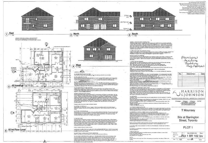Property for sale in Plot 1, Barrington Street, Bishop Auckland