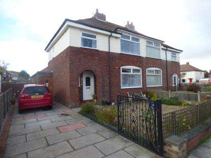 3 Bedrooms Semi Detached House for sale in Drewitt Crescent, Southport, Merseyside, PR9