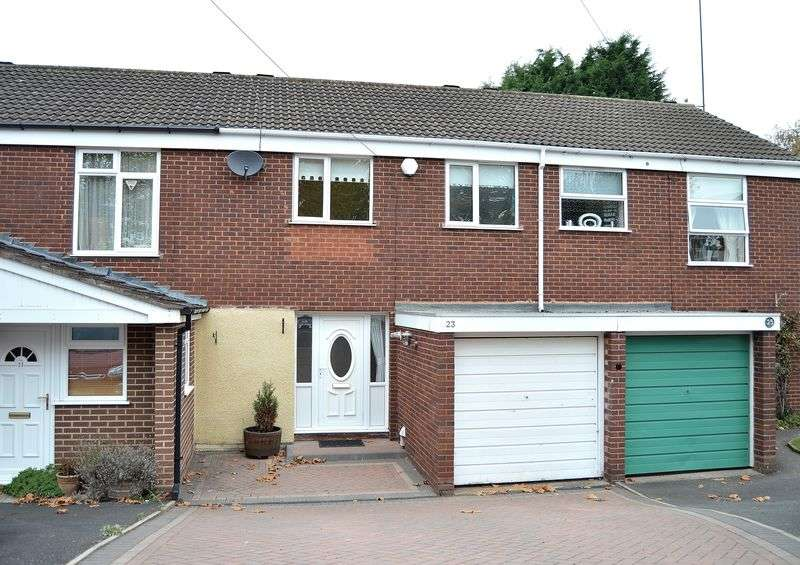 3 Bedrooms Terraced House for sale in Nursery Gardens, Wordsley
