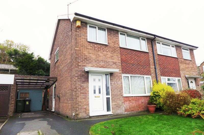 3 Bedrooms Semi Detached House for sale in Cae'r Efail, Wrexham