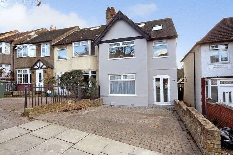 4 Bedrooms Terraced House for sale in Robin Hood Way, Greenford