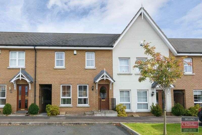 3 Bedrooms House for sale in 15 Mornington Way, Lisburn, BT28 2WT