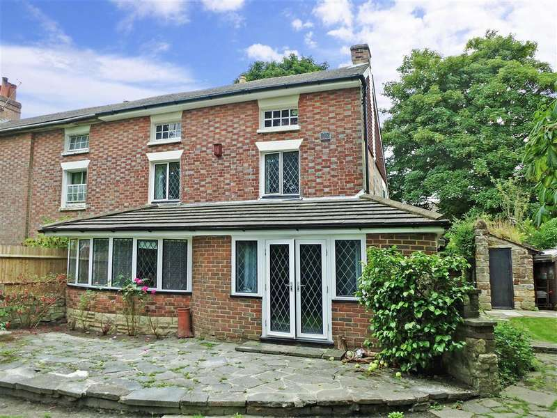3 Bedrooms Link Detached House for sale in Whitehill Road, Crowborough, East Sussex