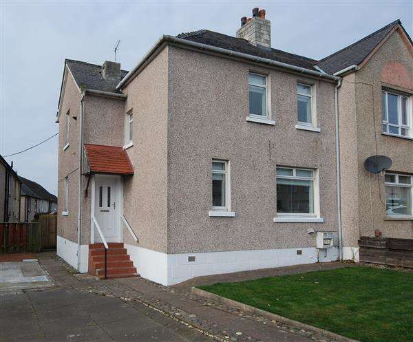 4 Bedrooms End Of Terrace House for sale in Dalry Road, Saltcoats