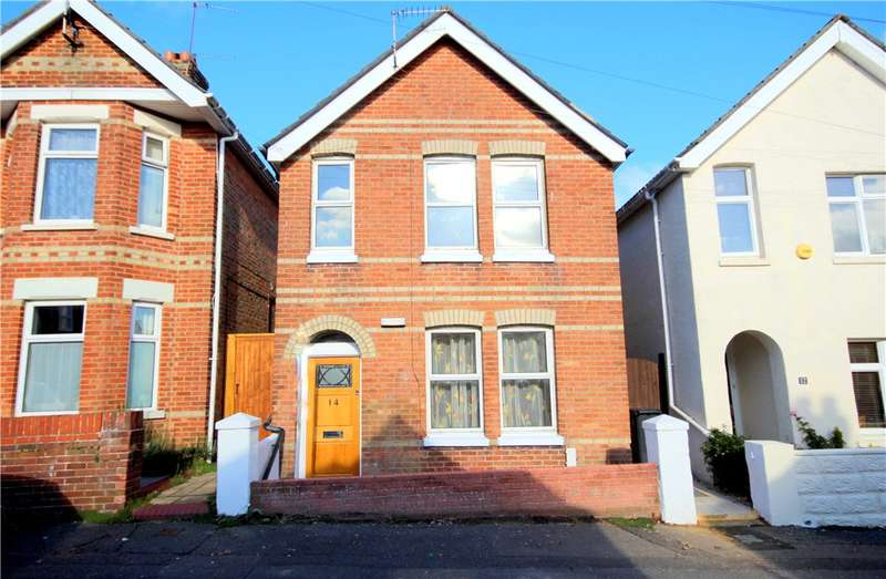 3 Bedrooms Detached House for sale in Lyell Road, Parkstone, Poole, Dorset, BH12